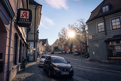 Fuji XM-1 Sample I. (Adam Haranghy) Tags: camera travel autumn light panorama test sunlight lens photo blog fuji walk herbst images sample fujifilm aussicht dslr dachau schloss altstadt kamera xm spaziergang 1650 xm1 sunflares interchangeable mirrorless 1650mm dslm