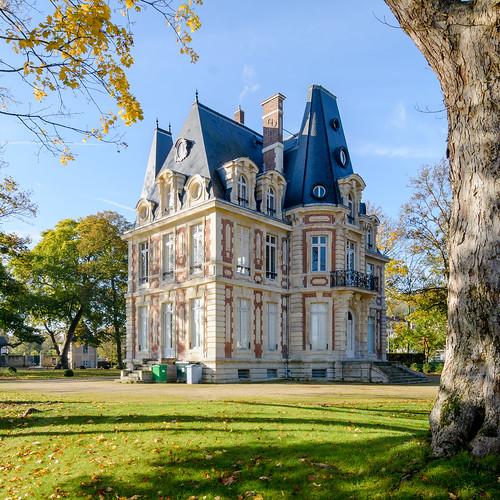 L'Isle-Adam - château de Conti