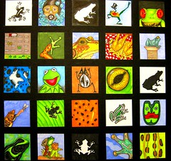 Jon Metivier: 25 Frogs