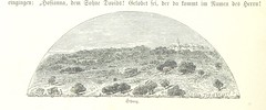 Image taken from page 192 of 'Auf biblischen Pfaden. Reisebilder aus Aegypten, Palastina, Syrien, Kleinasien, Griechenland und der Turkei. [With maps and illustrations.]' (The British Library) Tags: jerusalem medium publicdomain mountofolives mountolivet lberg page192 vol0 bldigital mechanicalcurator pubplacehamburg date1885 sysnum002660292 ninckc imagesfrombook002660292 imagesfromvolume0026602920