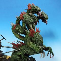 War Hydra 09 ([Kor]Powers) Tags: miniature warhammer gamesworkshop darkelves miniaturegame