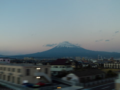 Mt. Fuji before sunset (gemapozo) Tags: japan pentax fujisan 富士山 mtfuji q7 01standardprime
