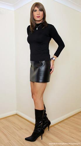 french maid strip tease