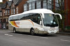 Heyfordian Travel YR58RUA (Howard_Pulling) Tags: camera uk november england bus buses photo nikon foto photos fotos oxford oxfordshire 2013 howardpulling d5100
