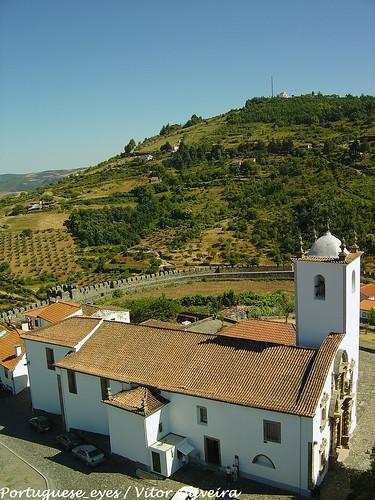 Igreja de Santa Maria - Bragança - Portugal