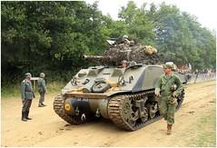 M4A2 Sherman_Beltring 2008_England (ferdahejl) Tags: england museum army war tank military armour sherman armoured m4a2 wehicle wwiibeltring beltring2008