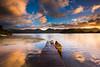 ITS A NEW YEAR 2014 (AARON_400D) Tags: longexposure travel newzealand lake water beautiful clouds sunrise canon landscape boat rotorua wide shannon filter lee wharf slowshutter stunning photog 1635mm rolfe 06nd 5dmkii aaronradford 5dmkiii theofficialphotographers officialphotog wwwtheofficialphotographersconz