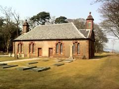 Mount Stewart, Bute. Mausoleum