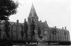 Stoke Military Hospital (robmcrorie) Tags: city history hospital war britain union patient medical health national trent doctor nhs service medicine british nurse ward clinic staffordshire stoke healthcare development disease upon illness institution workhouse infiormary