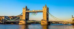 Tower Bridge, London Olympics 2012 (Tatyana Kildisheva) Tags: bridge england london towerbridge brighton unitedkingdom olympics londonolympics dsc3087 londonolympics2012