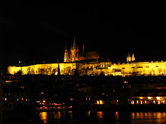 Prague (Gladushevskaya) Tags: night republic czech prague prag