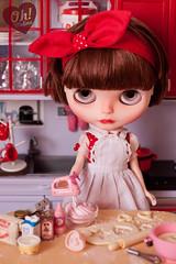 Happy Valentine's Day Baking