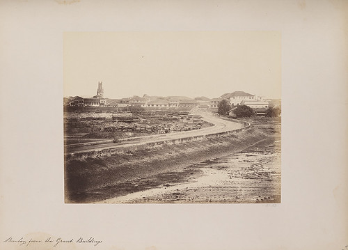 Bombay, from the Grant Buildings
