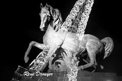 Paris - reflection (Rene Drouyer) Tags: paris reflection tower nikon eiffel d3