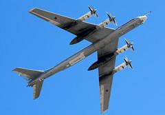 "Russia - Air Force Tupolev Tu-95MS ""Krasnoya"