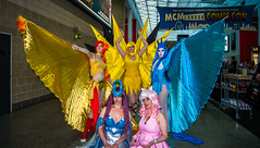 DSC_0567 (Gavin Clinton) Tags: london costume comic expo cosplay may legendary convention pokemon comiccon pokémon con mew mcm 2014 suicune moltres zapdos articuno legendaries