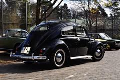 Volkswagen Beetle Classic (3) (Transaxle (alias Toprope)) Tags: black berlin beauty vw sedan bug germany volkswagen season spring nikon noir power beetle german soul opening nero fusco kfer toprope kever fusca aircooled type1 vocho d90 pereci roadstour motorklassikclub