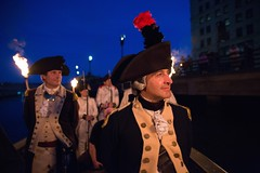 Marquis de Lafayette & Troop
