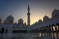 Sheikh Zayed Mosque, Abu Dhabi (daniele.pirovano) Tags: sheikhzayedmosque abudhabi emirates