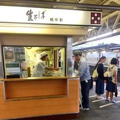 (vincentvds2) Tags: instagramapp square squareformat iphoneography uploaded:by=instagram  tachiguisoba mishima mishimastation japan udon soba