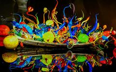 Vibrant (pchida) Tags: glass art chihuly color vibrant stunning beautiful reflection nikonphotogprahy photography photographer d5100