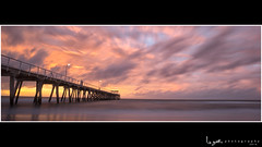 2016 - Landscape - Sunset - Largs - 09_10_09 - WS.jpg (stevenlazar) Tags: largs beach landscape sunset australia 2016 adelaide jetty ocean southaustralia clouds