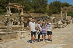 Ephesus (Michal Soukup) Tags: izmir ephesus efez summer vacation trip travel family outdoor nikond600 nikkor35mmf18g turkey