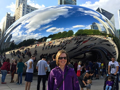 IMG_4862 (SheelahB) Tags: thebean chicago cloudgate illinois sculpture