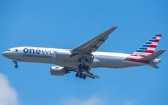 N796AN (Geovanne Guimares) Tags: b777 b772 american airlines avio aeronave n796an airplane rio spotting
