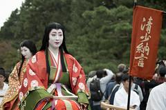 Jidai Matsuri 2016 時代祭 (Patrick Vierthaler) Tags: 時代祭り 時代祭 2016 京都 京都三大祭 三大祭 三大祭り 10月 御所 kyoto jidai matsuri festival japanese japan