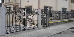 Confectii Metalice - Porti Batante - Smilo Holding Cluj (2) (smilo_holding) Tags: confectii metalice porti batante smilohol ding fier forjat cluj napoca calea baciului automatizari automatizate