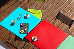 Flickr_Becherel_Cite_du_Livre_ Bretagne_09-2016_IMG_9426 (Roberto Bombardieri) Tags: bretagne francia bretagna france septembre settembre viaggi europa europe bcherel libri livres tavoli tables