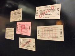 Tickets Please (O'neill 93) Tags: nrm nrmyork nationalrailwaymuseum tickets traintickets stationhall
