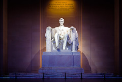 Abraham Lincoln (The New No. 2) Tags: johncrouch washingtondc copyright2016johncrouch johncrouchphotography 2016 abrahamlincoln dc abe abraham america american architecture art attraction building capital chair city civil color democracy district face famous freedom front government historic historical history icon landmark leader lincoln lincolnmemorial man marble memorial monument national night patriot patriotic patriotism person politics president sculpture shrine sitting spring states statue stone symbol tourism tourist travel united us usa vacation view war washington white districtofcolumbia unitedstates