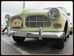 Volvo 122 S , 1967 (v8dub) Tags: volvo 122 s 1967 schweiz suisse switzerland swedish fribourg freiburg pkw voiture car wagen worldcars auto automobile automotive old oldtimer oldcar klassik classic collector