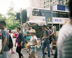 Hong Kong (hisaya katagami) Tags: plaubel makina 67 hongkong snap pro400h photography fujifilm outdoor travel