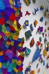 DUI_8255r (crobart) Tags: world treads festival oakville cloth fabric fibre textile art artwork