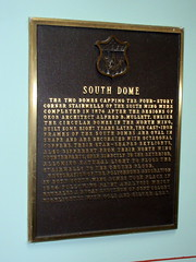 Plaque on Wall of Fourth Floor of Southwest Dome (Autistic Reality) Tags: fourthfloor southwestdome southwest dome south wing southwing stairs staircase eeob oeob dwightdavideisenhowerexecutiveofficebuilding dwightdeisenhowerexecutiveofficebuilding statewarandnavybuilding oldexecutiveofficebuilding eisenhowerexecutiveofficebuilding ike dwightdavideisenhower dwightdeisenhower federalbuilding whitehousecomplex governmentaloffice office executiveofficebuilding eob federalgovernment officebuilding district columbia districtofcolumbia washington dc washingtondc executivebranch federalofficebuilding alfredmullett richardezdorf building structure architecture us usa unitedstates unitedstatesofamerica america fourthfloordome