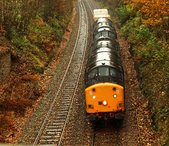 Treborth - 21st (peterdouglas1) Tags: class37 directrailservices 6k41 valleyflasks 37601 37604 nuclearflasks treborth