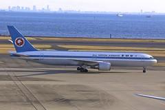JA602A Boeing B763 HND 02Dec2012 (Citation Ten) Tags: ja602a b763 ana retroscheme hnd