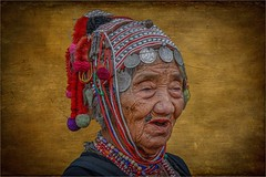Akha tribe ancient from Thailand. (LDLS17) Tags: thailand tailandia akha tribe tribu akhatribe tribudeakha indigena