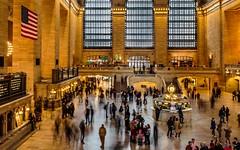Grand Central Terminal (sapere18) Tags: 2016 grandcentralterminal manhattan newyork november autumn