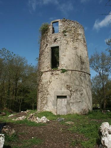 5a -Le Moulin de Pyrôme LA CHAPELLE LARGEAU