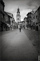 La Plaza y La Torre del Reloj. (GARFANKEL) Tags: