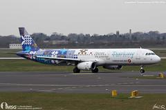 TC-JRG (dabianco87) Tags: aeroplano aircraft aerei plane dusseldorf dus airbus a321 turkishairlines tcjrg discoverthepotential