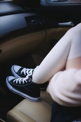 2016-10-14_10-02-19 (tanloctt75) Tags: bright clean converse cute dressing faceless girl kneehighsocks kneesocks kneehigh leg legs pantyhose school schoolgirl skirt sneaker socks tights tiny white
