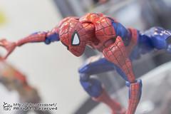 1030_kaiSp-6 () Tags:  kaiyodo   spiderman revoltech          toy hobby model figure actionfigure