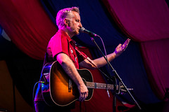 Billy Bragg (Indie Images) Tags: birmingham indieimagesphotography photosbyindieimages birminghamreview concert gigphotography livemusic livemusicphotography moseleyfolk onstage performer stagelights