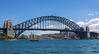 Sydney Harbour Bridge DSC_0049 (troy david johnston) Tags: troydavidjohnston sydney newsouthwales australia sydneyharbourbridge steel frame architecture girders bridge arch thecoathanger truss water harbour