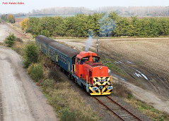 Klnvonat (dm Katalin) Tags: vonat train mozdony klnvonat rail railway